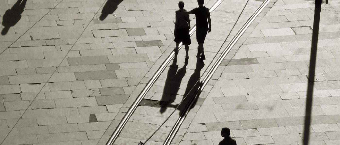 Shadows in the city